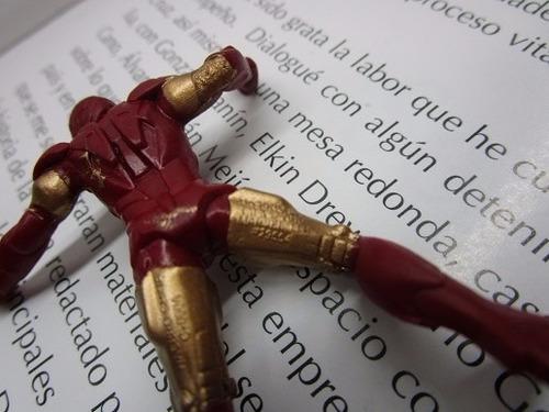 iron man figura accion