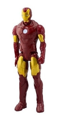 iron man figura muñeco articulado 30 cm original hasbro
