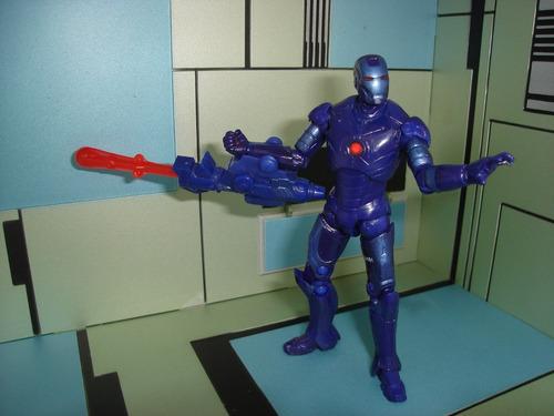 iron man fusion armor homem de ferro 2  marvel universe