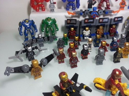iron man homem de ferro bonecos edição  colecionador
