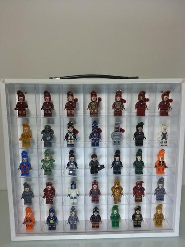 iron man homem de ferro edição colecionador 35 bonecos