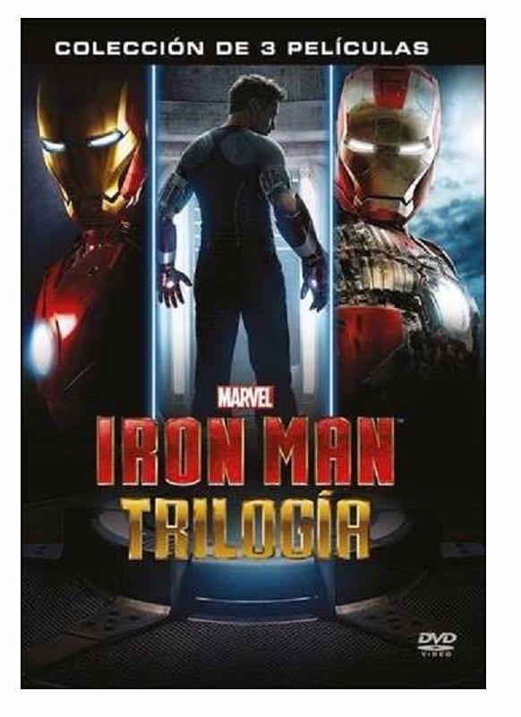 Risultato immagini per Iron man trilogia film