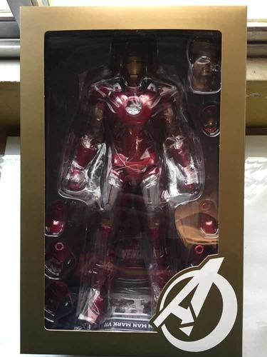 iron man mark 7 vii - hot toys - lacrado - bonellihq h19
