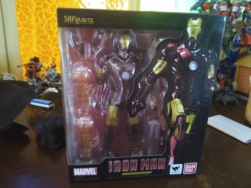 iron man mark iii sh figuarts
