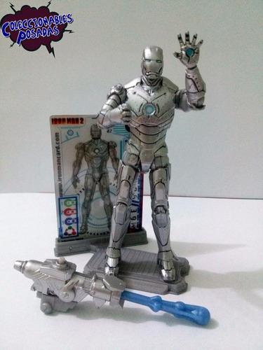 iron man mark ll, deep dive, hypervelocity armour - hasbro