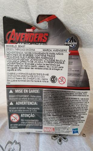 iron man - marvel avengers age of ultron - hasbro
