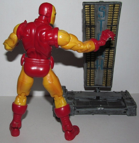 iron man - marvel legends - serie 1