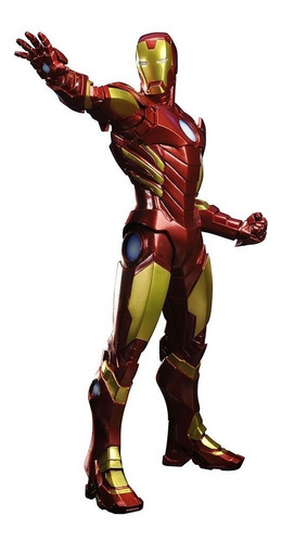 iron man red kotobukiya marvel comics artfx statue avengers