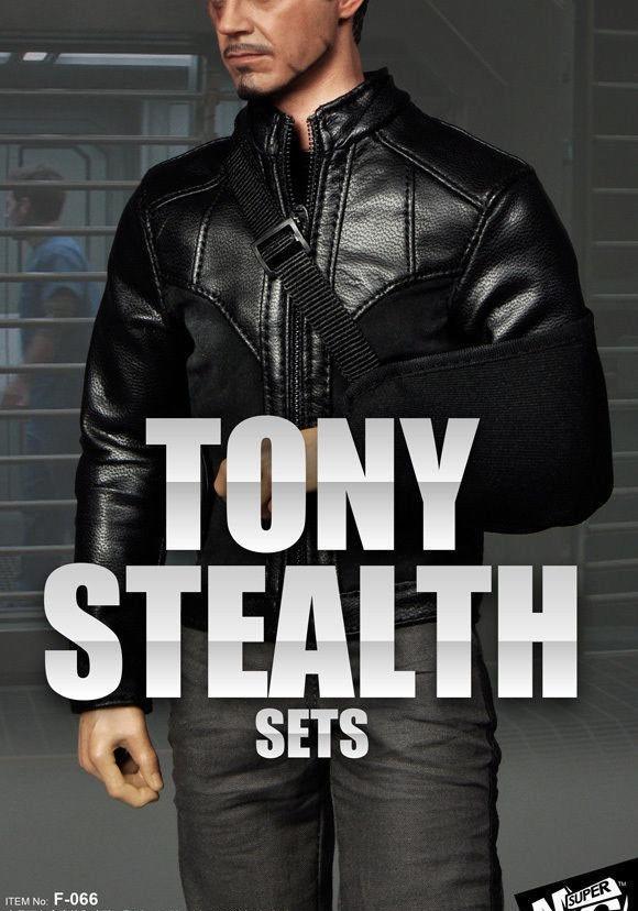 9554e6597c9 iron man tony stark ropa custom stealth entrego ya!!!!!!! Cargando zoom.