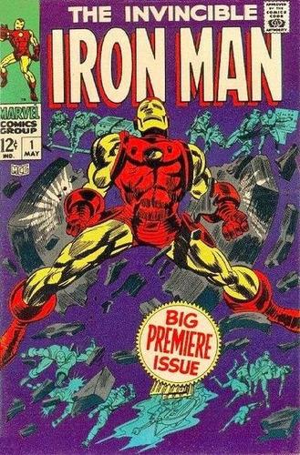 iron man vol 1 cómics digital español