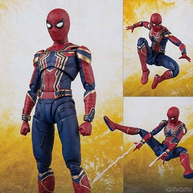 Iron Spiderman S.h. Figuarts Avengers: Infinity War