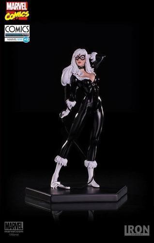 iron studios 1/10 scale marvel black cat knowhere