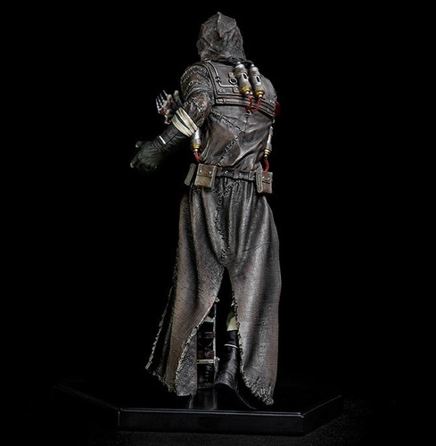 iron studios - art scale 1/10 batman ak - scarecrow