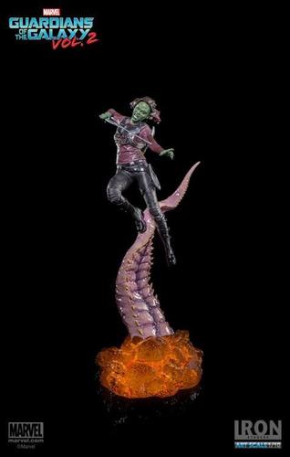 iron studios - art scale 1/10 - gotg vol.2 - gamora