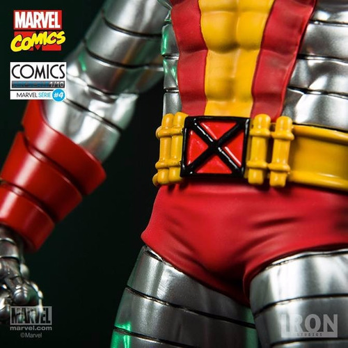 iron studios - art scale 1/10 - marvel - colossus - knowhere