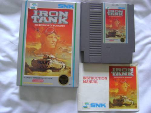 iron tank original americana completa.confira!!