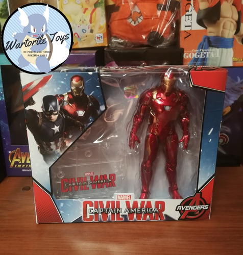 ironman figura avengers envio gratis