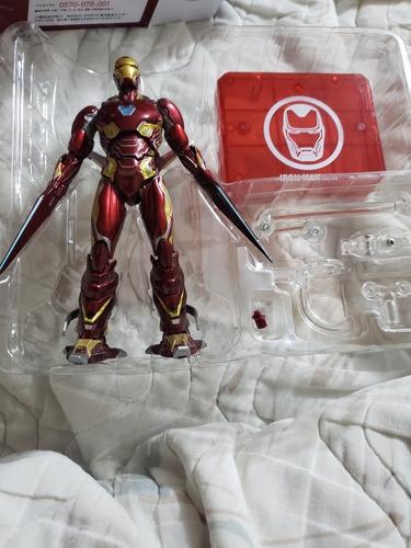 ironman mk 50 sh figuarts nano weapon tech