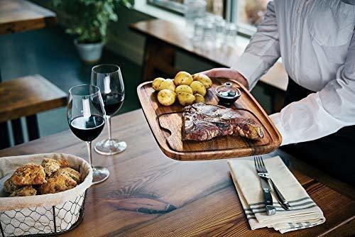 ironwood gourmet 28101 fort worth steak plate acacia madera