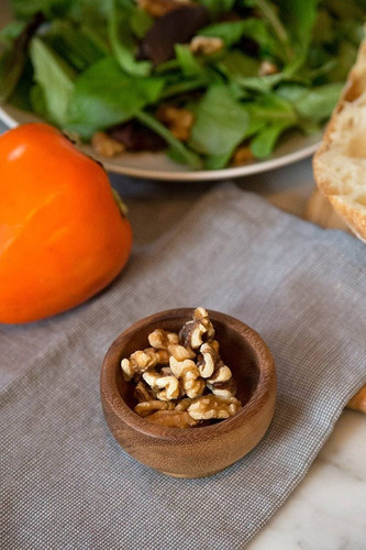 ironwood gourmet 28136 condiment cup, madera  + envio gratis
