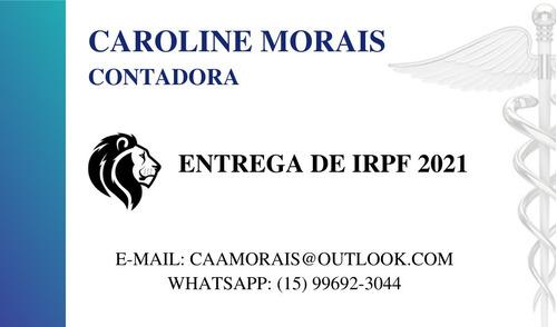 irpf 2021 - imposto de renda