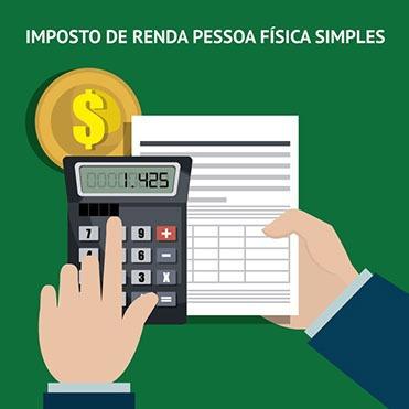 irpf - declaração de imposto de renda pessoa fisica 2021