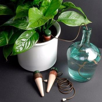 Resultado de imagem para rega automática para vasos