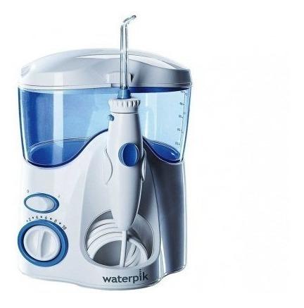 irrigador bucal waterpik ultra wp-100b 110v branco e azul