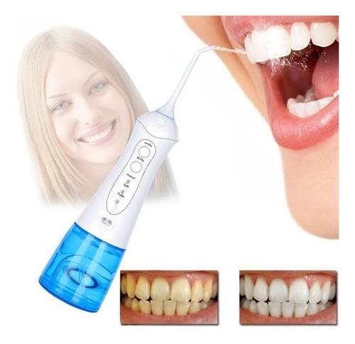 irrigador dental bucal portable nicefeel 100psi 200ml