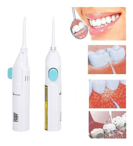 irrigador limpiador bucal dental dientes brackers duchador