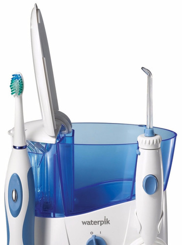 irrigador oral waterpik con cepillo eléctrico wp900 inmediat