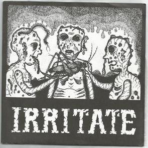 irritate / fetus eaters - irritate / fetus eaters - (7, ep)