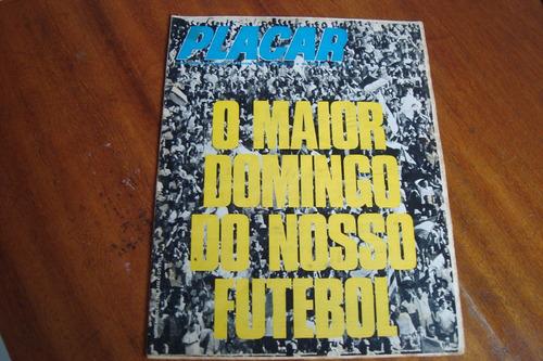 irvs placar 71 (1971) poster zequinha / adeus de pele