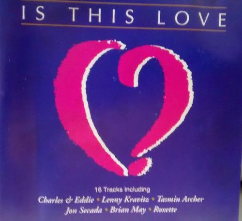 is this love/ kim carnes,lenny kravitz,r.e.m.genesis/ cd
