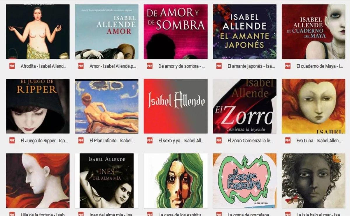 Isabel Allende  Megan Maxwell  John Green Libros Pdf Ebook