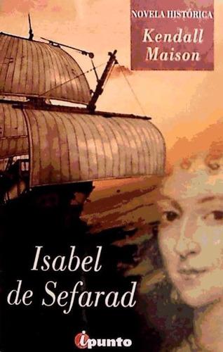 isabel de sefarad(libro )