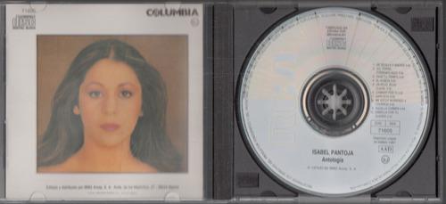 isabel pantoja. antologia. cd original usado. p71. qq7.