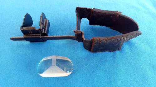 isandi o rosandic antiguo mauser para punteria -  reliquia