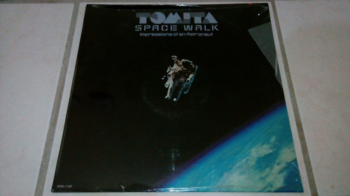 isao tomita space walk
