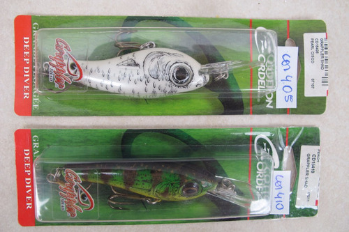 isca cotton cordell grappler shad  cd15