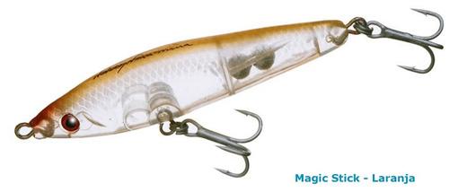 isca nelson nakamura magic stick 110 - cor transparente lara