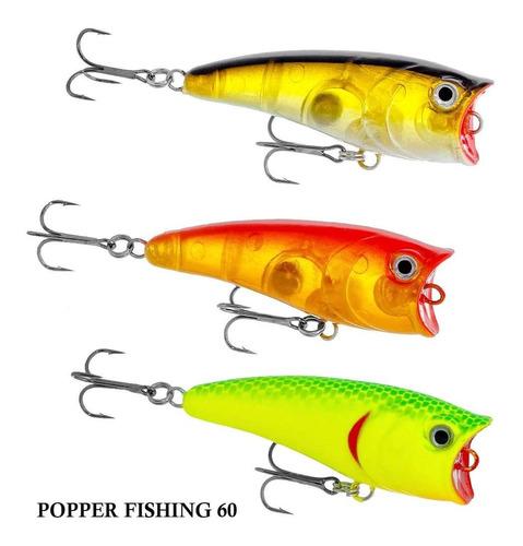 isca yayida popper fishing 60   6,0 cm - 6,5 gr