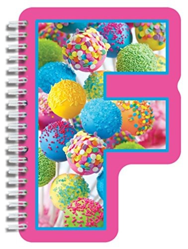 iscream letter f shaped spiralbound lined page 65 cuaderno i