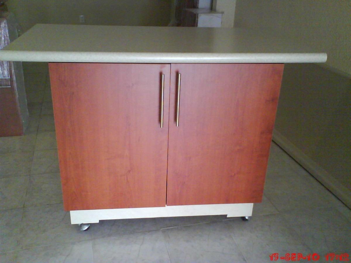 Isla barra desayunador para cocina 3 en mercado - Mueble barra cocina ...