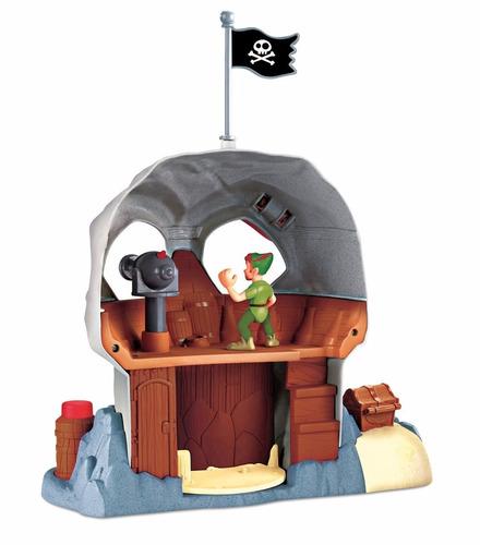isla calavera jake y los piratas