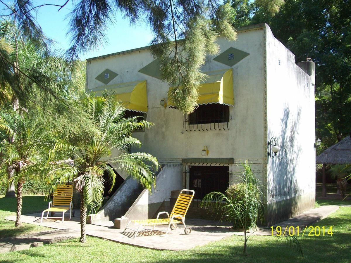 isla - carapachay