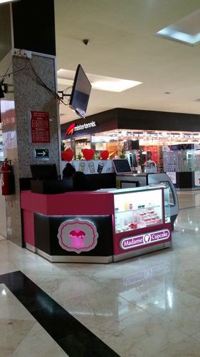 isla comercial, kiosco, p/joyeria, celulares, perfumeria