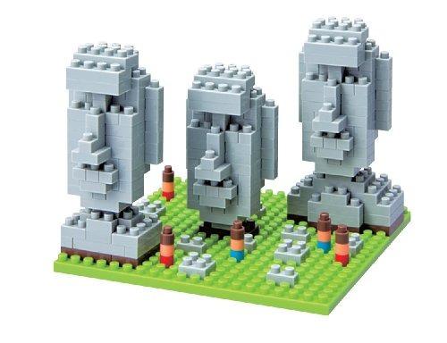 isla de pascua nanoblock