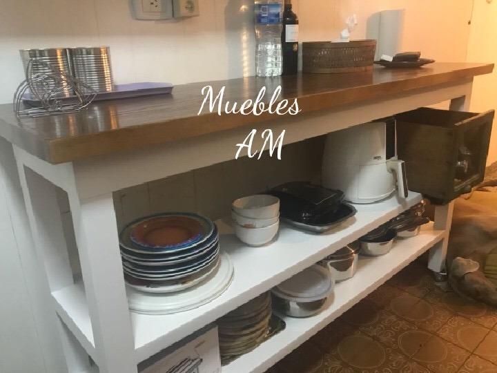 Excepcional Construir Isla De Cocina Con Asientos Imágenes - Ideas ...