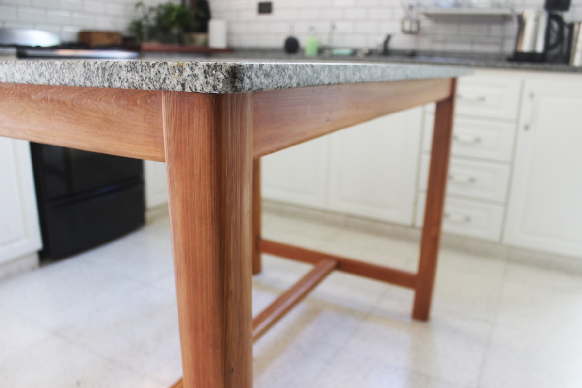 Bonito Granito Mesa De Isla De Cocina Superior Regalo - Ideas de ...